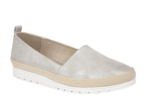 CIPRIATA - 'MANUELA' Side Gusset Casual Flat Shoe (3 colours)