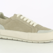 Manas - Suede Trainer Style Lace Up Shoe