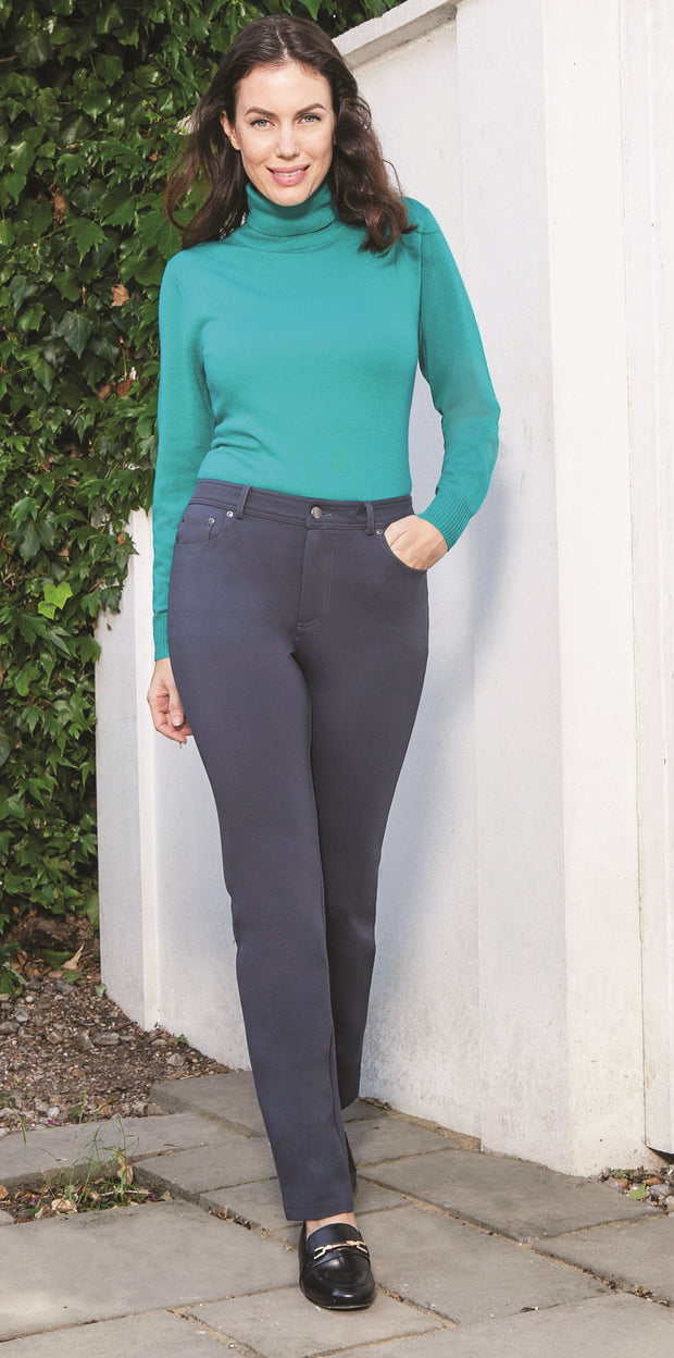 Emreco - Sloane Easy Wear Stretch Trouser
