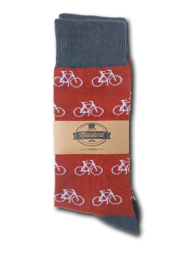 Moustard - Amsterdam Socks