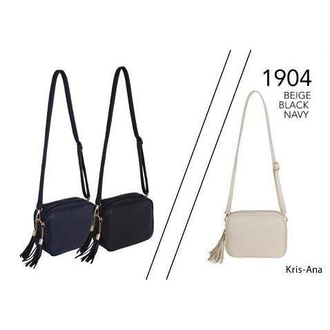 Kris-Ana Rectangular Cross Body Bag (3 Colours)