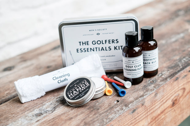 Men's Society - The Golfers Essentials Kit