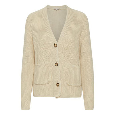 Part Two - Tonia Chunky Knit Button Through Cardigan