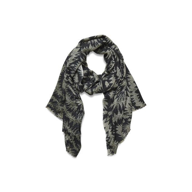 Part Two - Tyson Long Scarf in Zig Zag Print (2 colours)