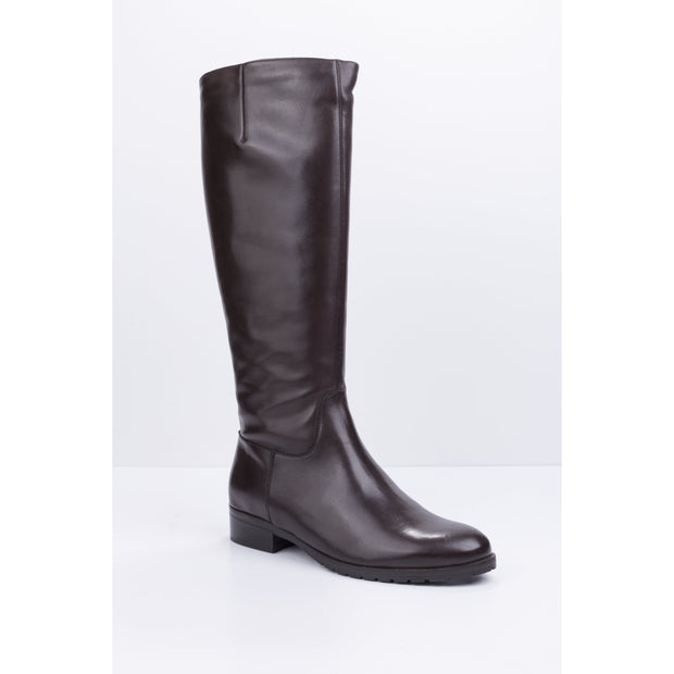 Riva - Vinceza Long Boot - Brown Leather