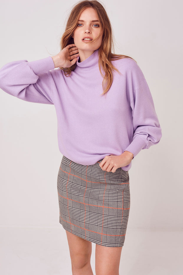 InWear - Wanetta Long Sleeved Cashere Mix Pullover