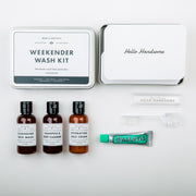 Men's Society - Weekender Wash Kit
