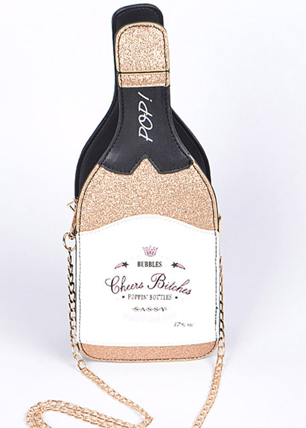 Pop Bottles Bag