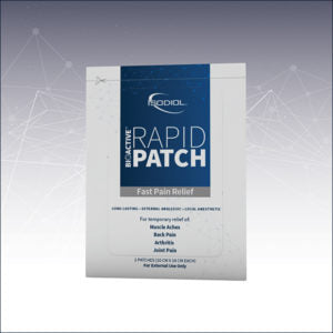 Isodiol - Bioactive Rapid Patch™ Isodiol Patches Club Releaf CBD, Energy, Hemp, Joint, Massage, Muscle, Oil, Patch, Skincare