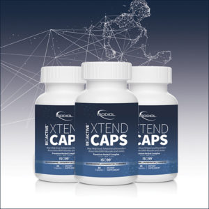 Isodiol - Bioactive Xtend Caps™ 30 Count Isodiol Capsules & Softgels Club Releaf Excercise, Post, Relief, Workout