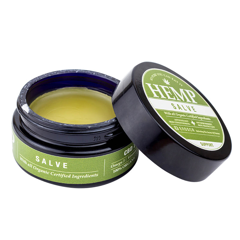 Endoca - Hemp Salve (750mg CBD) Endoca Skincare & Muscle Rubs Club Releaf Acne, Beauty, CBD, Face, Massage, Muscle, Skincare
