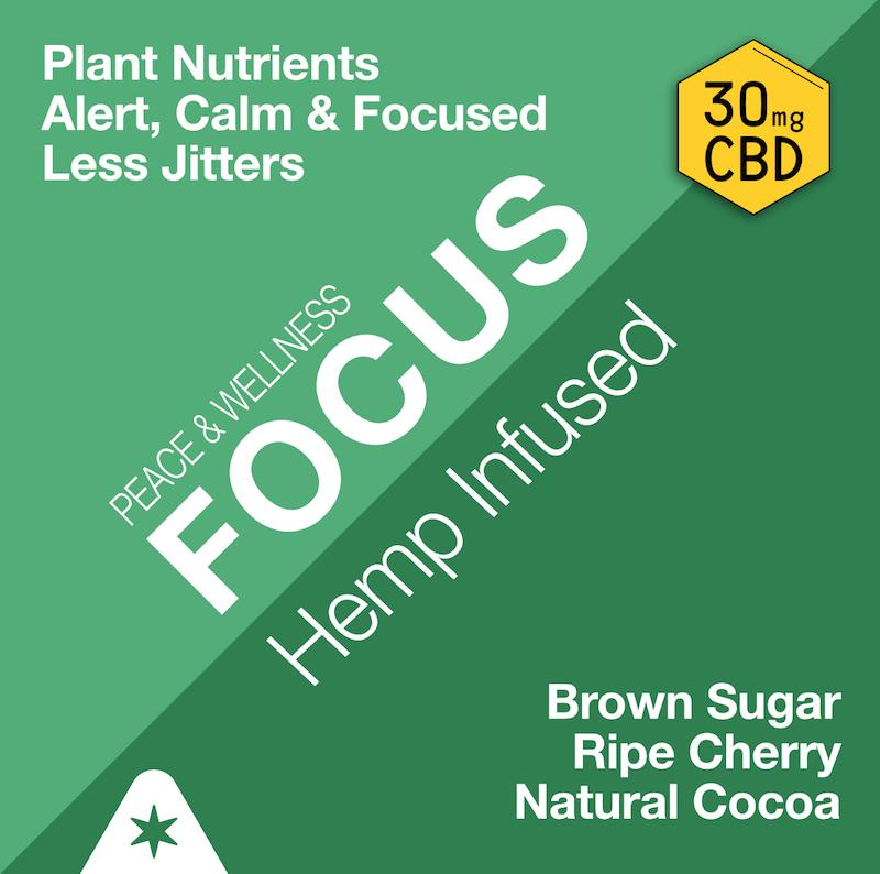 Strava Craft Coffee - FOCUS - HEMP OIL INFUSED COFFEE (30MG CBD PER 12OZ BAG) Strava Craft Coffee Drinks Club Releaf CBD, Coffee, Drink, Hemp