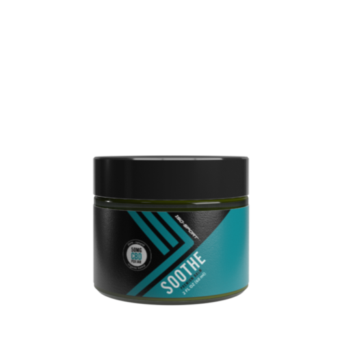 Isodiol - Iso-Sport Soothe CBD Balm