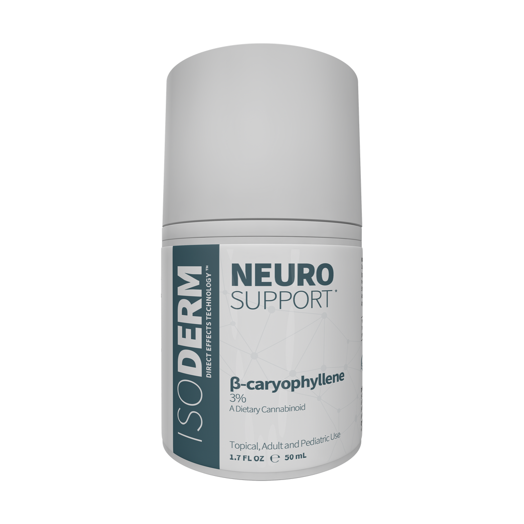 Isodiol - Neuro Support 3% β-caryophyllene