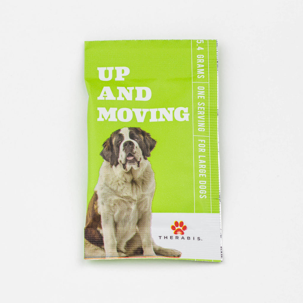 Therabis - Up & Moving (Large Dogs: Over 60lbs) 5-30Pack Therabis Pet Supplements Club Releaf CBD, Dog, Dogs, Energy, Moving, Oil, Pet, Up