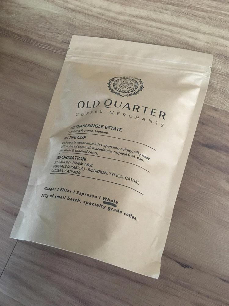 Old Quarter Coffee