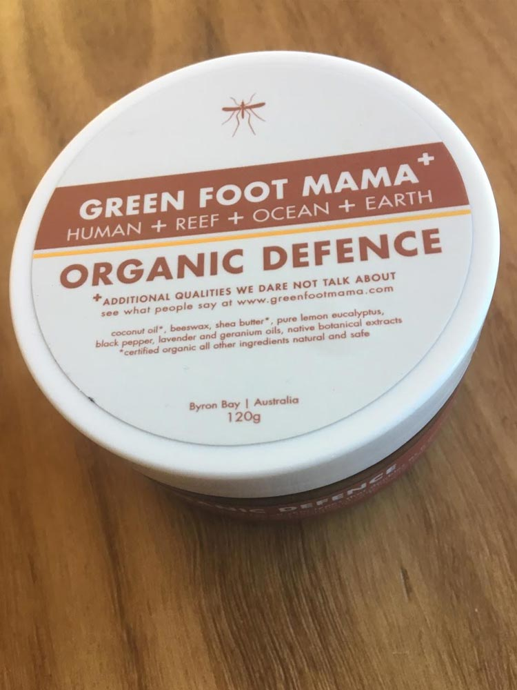 Greenfoot Mama Defense Balm