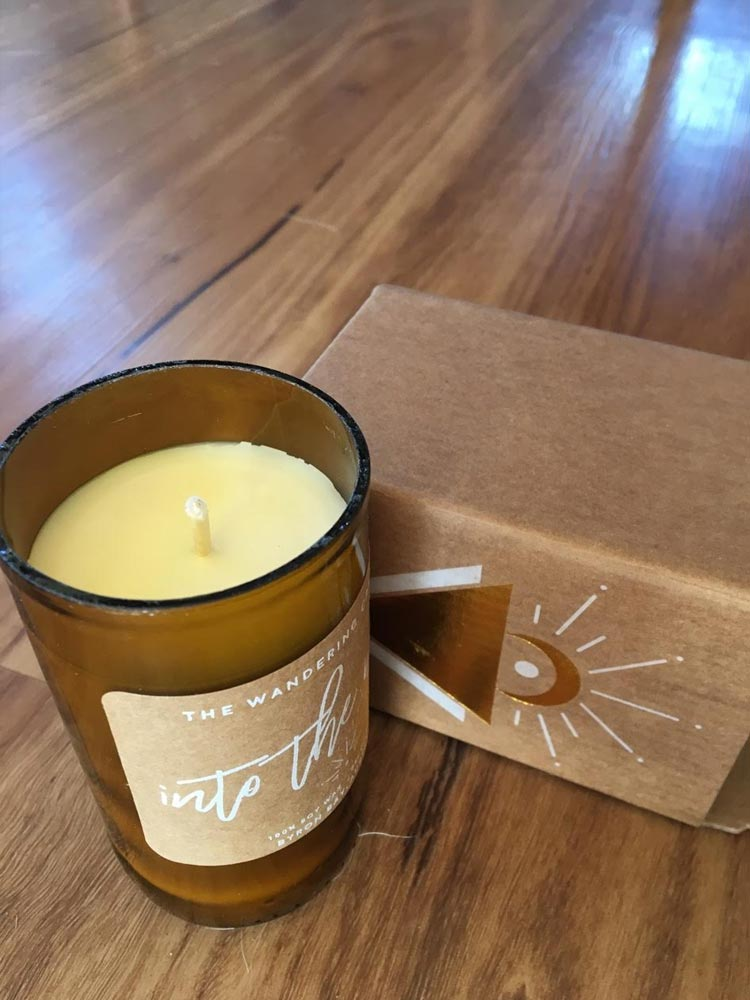 Wandering Craftsman Candles