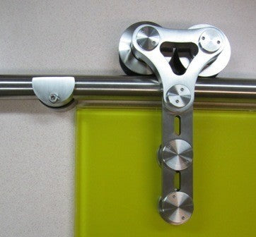 Vienna Sliding Barn Door Hardware