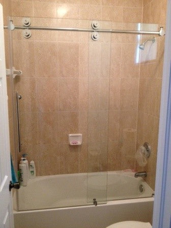 Bermuda Shower Enclosure