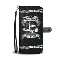 The Most Important Call Me Dad Phone Wallet Case