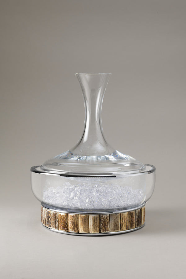Porta ghiaccio per decanter - Ice bucket for decanter