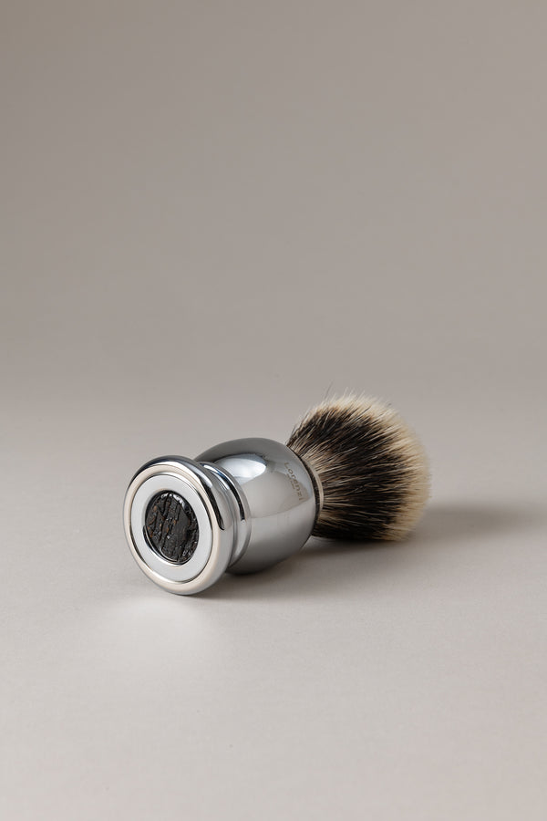 Pennello cromato - Springbok - Shaving brush