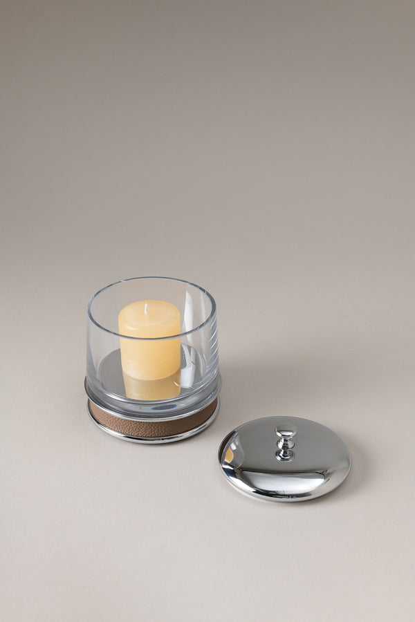 Porta candele piccolo - Small candle holder