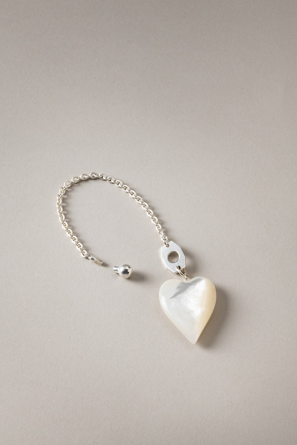 Portachiavi cuore - Heart key chain