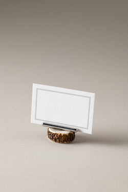 Segnaposto tavola - Place card holder