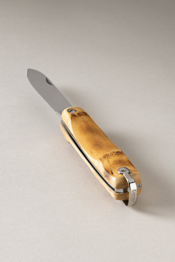 Temperino grande 1 lama - Large pocket knife 1 blade