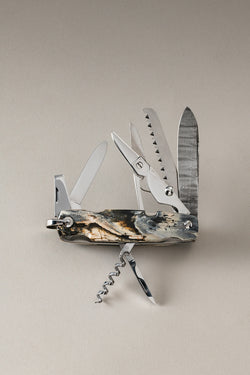 Large pocket knife 8 accessories