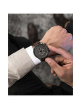 Load image into Gallery viewer, The Chrono S - Gunmetal/Walnut