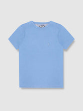 Load image into Gallery viewer, Boys Chambray Blue T-Shirt