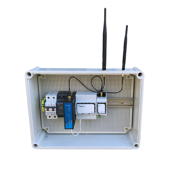 LoRa Data Collection Package 380mm W x 280mm H x 130mm D