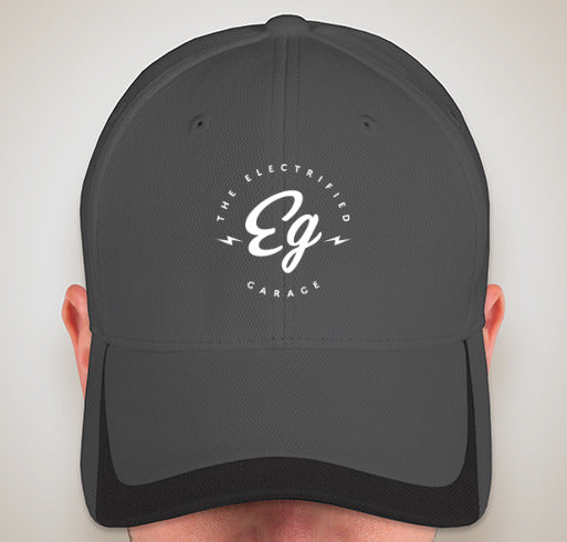 Electrified Garage Sport Tek Hat