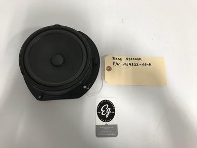 Tesla Model S rear door premium sound speaker OEM 1004833-02-A
