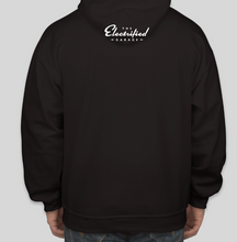 Load image into Gallery viewer, Electrified Garage Gildan Midweight 50/50 Pull Over Hoodie