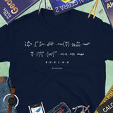 BORING Math Message Unisex T-shirt