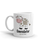 Cowculator Math Mug