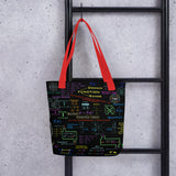 Functions Tote bag