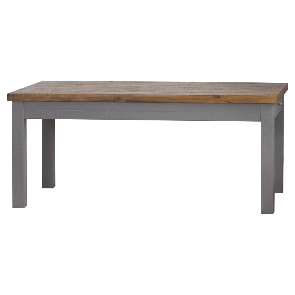 Farmhouse 2 Drawer Dining Table