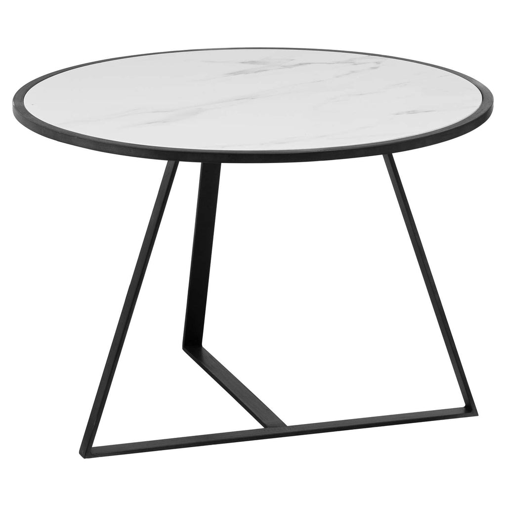 Mono Marble Low Circular Table