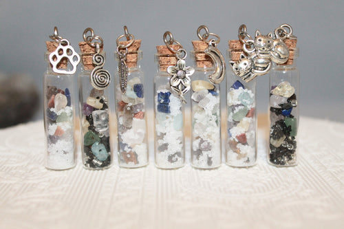Skinny Fairy Jars