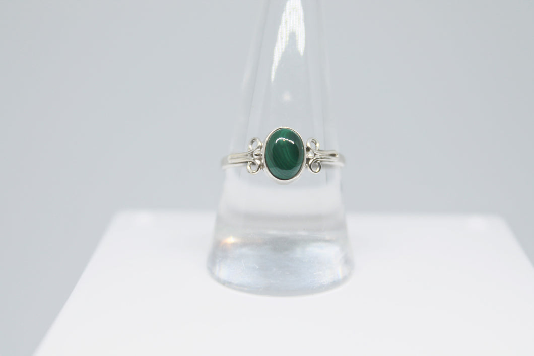 Malachite 925 Ring