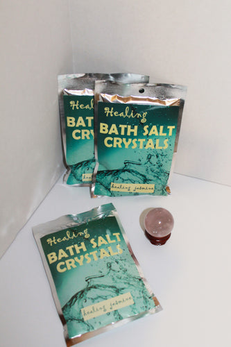Healing Bath Salt Crystals