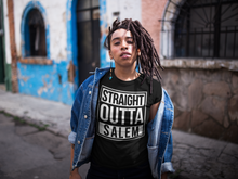 'Straight Outta' Personalised T-Shirt