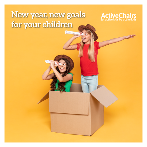 Set New Goals for your Child for these New Year