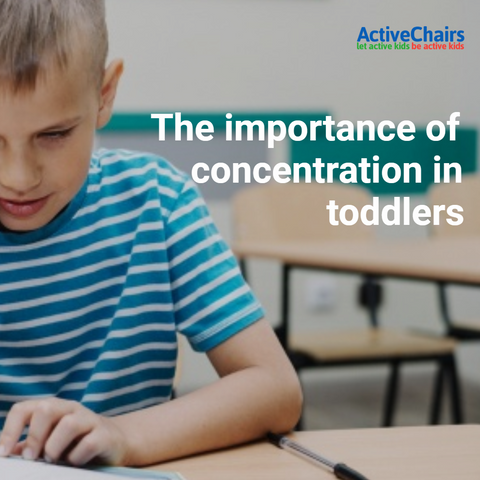 The importance of concentration in toddlers
