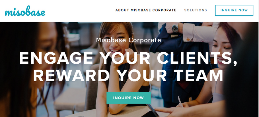 Introducing Misobase Corporate